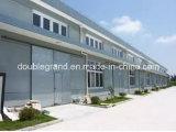Edificio de varios pisos prefabricado del taller de la estructura de acero (DG-SSW7)