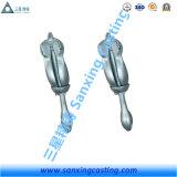 Galvanisierter Roheisen Gapnel faltender Anker 1.5lb-10lb