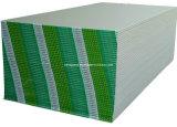 Papier stellte Gips-Vorstand, Belüftung-Fasergipsplatte-Decke, Gips-Deckenverkleidung, Belüftung-Decken-Fliese gegenüber,