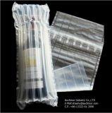 Verpakking de van uitstekende kwaliteit van de Kolom van de Lucht van de Fles van de Wijn van de Zak van het Kussen van de Bel, de Lucht Gevulde Verpakking van Zakken