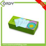 125kHz Em4100 EM Clamshell Card carte RFID mangue