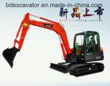 2017 excavatrices hydrauliques de mini chenille neuve
