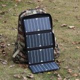 panneau solaire 18W flexible pour la batterie de voiture de remplissage