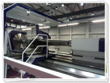 China-Qualität horizontale CNC-Hochleistungsdrehbank für das Drehen des großen Zylinders (CG61160)