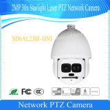Cámara de vídeo de la bóveda de la velocidad del laser de la luz de las estrellas de Dahua 2MP 30X (SD6AL230F-HNI)