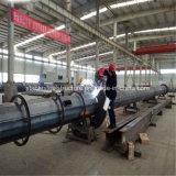Panneau-réclame de fabrication de structure métallique en métal avec la qualité