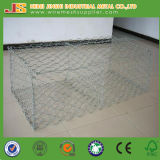 Certificado Gabion hexagonal resistente del Ce para las baterías de río