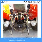 40HP 4 바퀴 드라이브 고품질 엔진을%s 가진 중간 농업/농장 트랙터