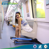 Mini 25km de skateboard électrique pliant pliable de mobilité Scooter électrique sans balai