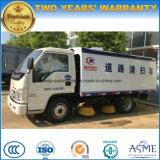LHD 3000L Straßenfeger-4X2 Straßen-Reinigungs-LKW für Verkauf