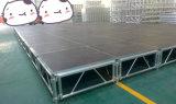 Hight qualité Concert mobile portable en aluminium pour la vente