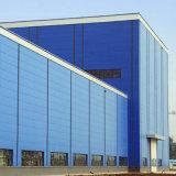 鋼鉄家の防水屋根ふきの鋼鉄屋根ふきシートを着色しなさい