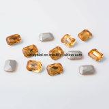 Pujiang Fabrik-dekorativer künstlicher loser Diamant für die Schmucksache-Herstellung