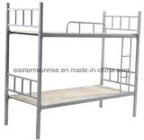学生労働者の軍隊の寮のホテルの部屋の金属の二段ベッド