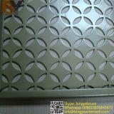 Fabricant usine en acier inoxydable feuille perforée en aluminium