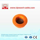 PVC libre de l'halogène H05V-R 4mm2 du CEI 60502 construisant le fil électrique