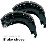 ECE R90 LiningsとのトラックおよびTrailer Brake Shoe
