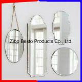 円か円形、長く、長方形、楕円形、高い、正方形の安く装飾的な壁ミラー