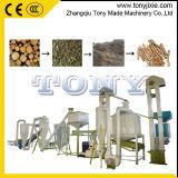 La Malaisie granulés de bois complète la ligne 2T/H usine de bouletage de sciure de bois automatique