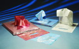 Qualitäts-HDPE gedruckte Plastiktaschen für förderndes (FLD-8558)