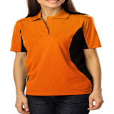 Dry Fit Women 100% Polyester Polo Shirt