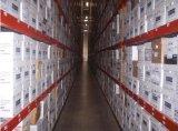 Cremagliera registrabile di memoria per il magazzino freddo