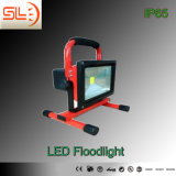 20W recarregável Outdoor LED Flood Light
