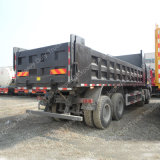 Sinotruk 35t 8X4 HOWO A7のダンプトラックのダンプ
