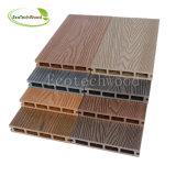 As vendas a quente de grãos de madeira 3D WPC Madeira deck composto de plástico