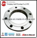 BS4504 Pn25 102 flanges da junção de regaço (flange do aço de carbono)