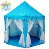 屋外の折るWaterproof Toy Play Game王女の子供の子供の城のテント