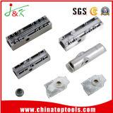 주문을 받아서 만들어진 알루미늄 정밀도는 기계설비를 위한 주물을 정지한다