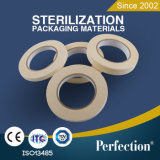 Ruban indicateur de stérilisation adhésive
