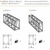 500 Schrauben-Verbindungs-Binder/Aluminiumstadium/Stadiums-Beleuchtung/Ausstellungsstände/Beleuchtung-Binder/helles Anzeigesystem/bewegliches Stadium/Aluminiumbinder/Binder-Bildschirmanzeige/Binder-Projekt