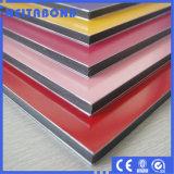 Panneau de revêtement en aluminium d'ACP d'Acm de bonne qualité avec le certificat (ASTM)