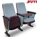 Tablero de plástico silla Auditorim Spectateur asientos con tableta de escritura de Jy-625