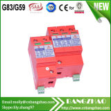 Aplicación PV DC Tipo de componente II SPD