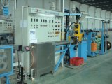PVC 케이블 생산 라인을%s 150mm 밀어남 선