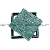 BS En124 SMC Square Manhole Cover (A15-D400)
