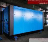 Compresseur d'air rotatoire de vis de l'utilisation deux d'industrie de métallurgie d'exploitation