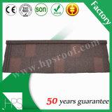 Guangzhou les fabricants de bardeaux de toiture en métal recouvert de pierre