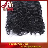 brasilianische Wellen-Menschenhaar-Webart-brasilianisches Jungfrau-Haar der Karosserien-7A 4 Bündel weiche Ombre brasilianische Haar Ombre Haar-Extensionen