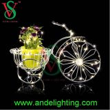 lumière invisible de corde de fil de cuivre de 10m 3V LED mini LED de corde de la lumière flexible