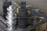 Macchinario di rifinitura della rifinitrice della tessile/della macchina/tessile regolazione di calore