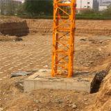 grue à tour de GV Chine Hsjj de la CE 6t Qtz5013