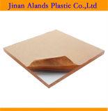 Materielles Plexi Glas-acrylsauerblatt