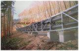 鉱山の物品取扱いの管の管状のベルト・コンベヤー