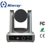 La última tecnología 5X Óptico 10X Digital Cámara de videoconferencia HD (UV510A-5)