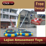 CE 2014 Hot Style Amusement Park Bungee Trampoline (12175A)
