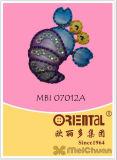 Il Fashion Cute Chinoiserie Embroidery Patch Used per Clothes del Children